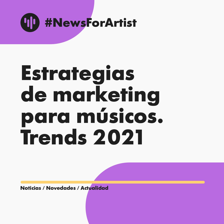 Estrwategias de marketing para musicos