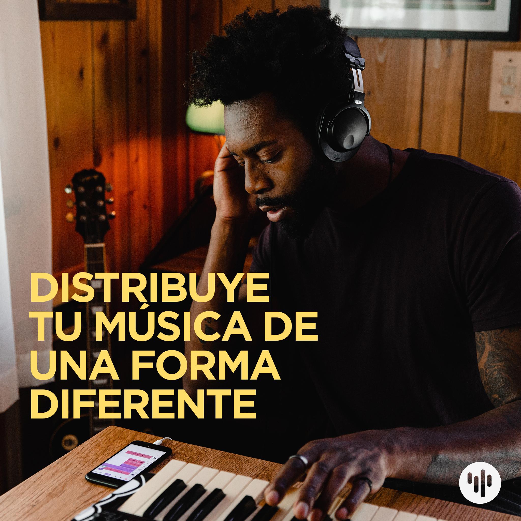 Distribuye tu musica de una forma diferente